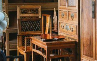 古典家具收藏者:楠得半闲居