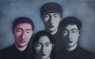 栗宪庭:中国当代艺术的缩影式艺术家张晓刚和他的缩影式中国人的肖像