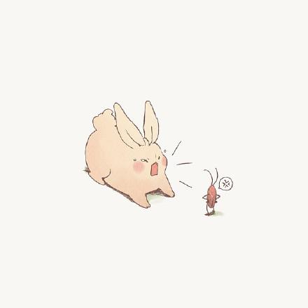 小兔子微信头像图片图片