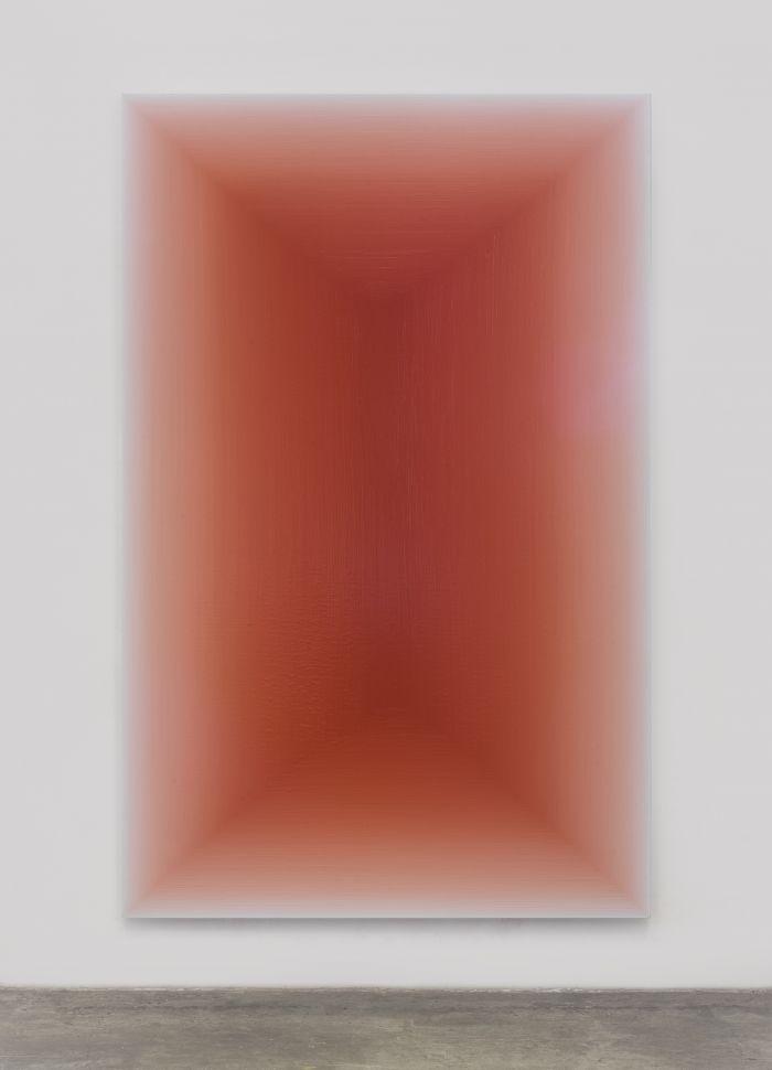 王光乐,《无题》,2015年,布面丙烯,280厘米 x 180厘米