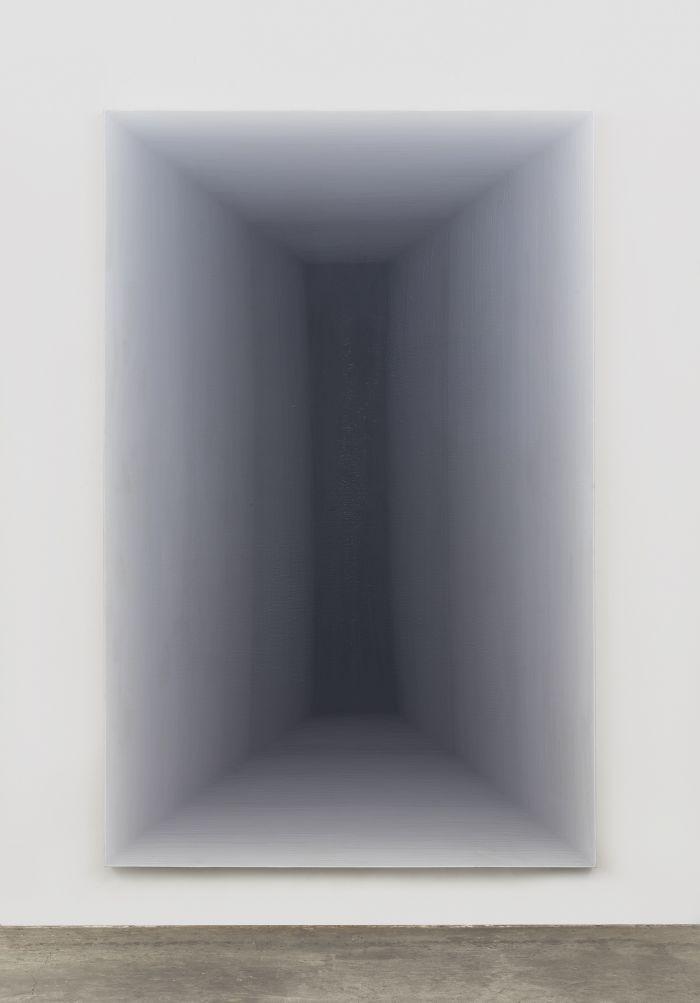 王光乐,《无题》,2015年,布面丙烯,280厘米 x 180厘米 (2)