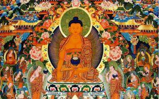 信仰的艺术:唐卡背后的宗教密义