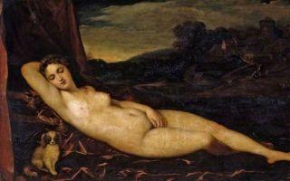 为何欧洲裸体画盛行