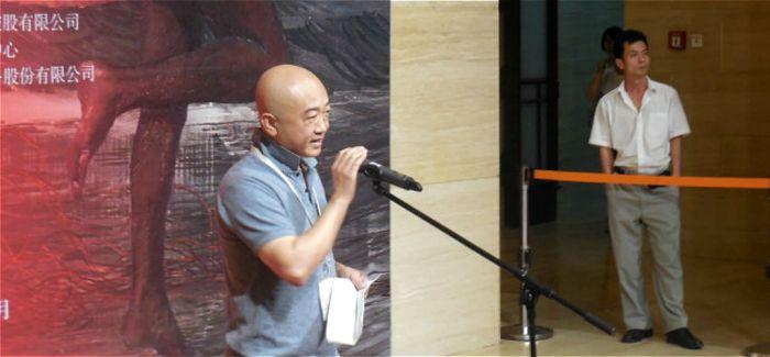"""""""85新潮""""之后,张喜忠个展首次亮相中国美术馆"""