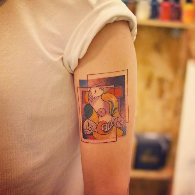 minimalist-art-picasso-tattoos6