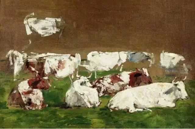 被西方美术史严重低估的人:欧仁·布丹(58张高清图)图片