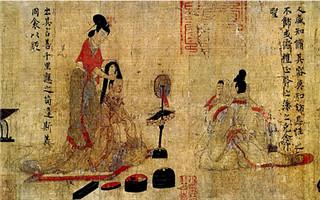 一定要知道的100幅中国画 之一