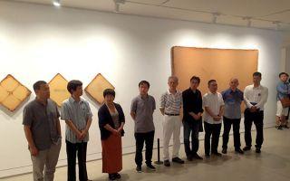 陈淑霞、刘庆和双个展在年代美术馆开幕
