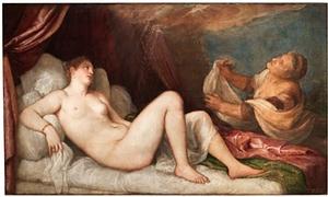 提香最色情画作背后的故事:用名妓裸体取悦红衣主教