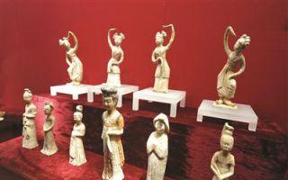 230件古代女性文物南京展