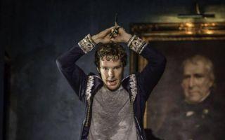 卷福:请用大脑 而不是手机记住我的哈姆雷特