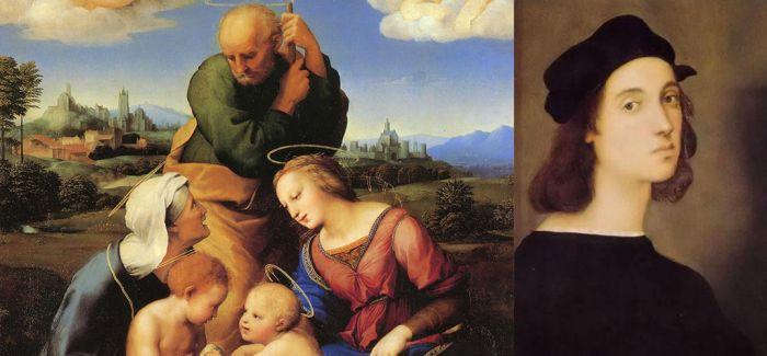 拉斐尔/拉斐尔肖像画将首次亮相美国