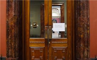 罢工愈演愈烈 英国国家美术馆部分展馆临时关闭