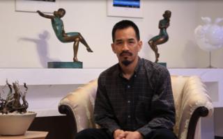"""""""保护鲨鱼""""艺术巡回展参展艺术家:Mark Leong"""