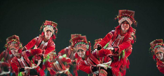"""第十届中国舞蹈""""荷花奖""""民族民间舞评奖结果"""