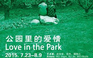 公园里的爱情