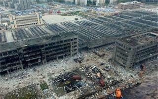 天津大爆炸现场与安塞姆·基弗的作品如此相似
