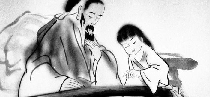 """朵云轩艺术中心推出""""中国经典水墨动画影片展映周"""""""