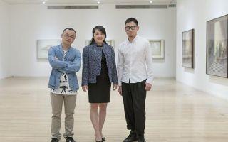 中国青年艺术家双人展亮相英国