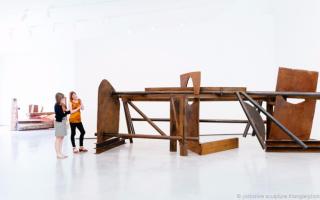 英国雕刻家安东尼·卡罗那些未能实现的艺术构想