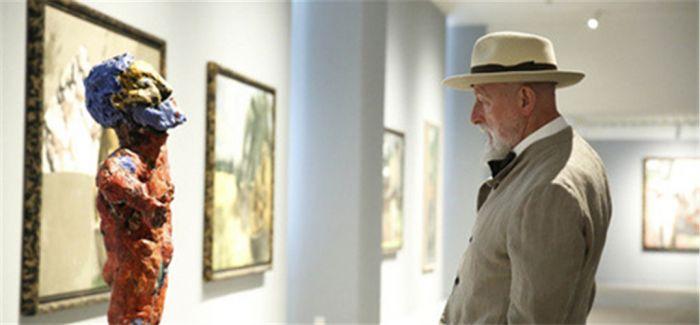 德国新表现主义大师吕佩尔兹作品在河北展出