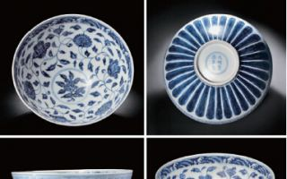 明代永宣青花瓷器与西域文化