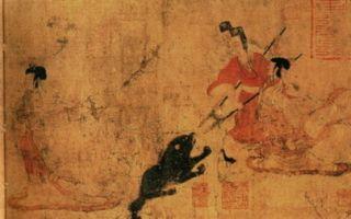 海外收藏中最知名的中国古画