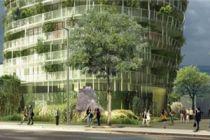 建筑美学:植物为建筑添彩