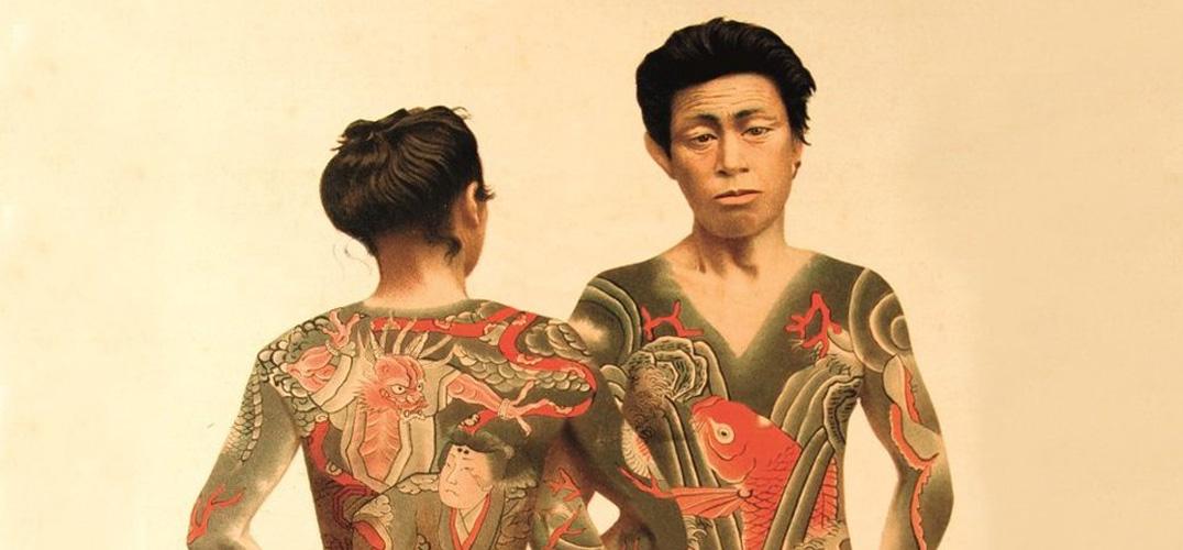 纹身不仅属于私人 它还是最有力的无言之声