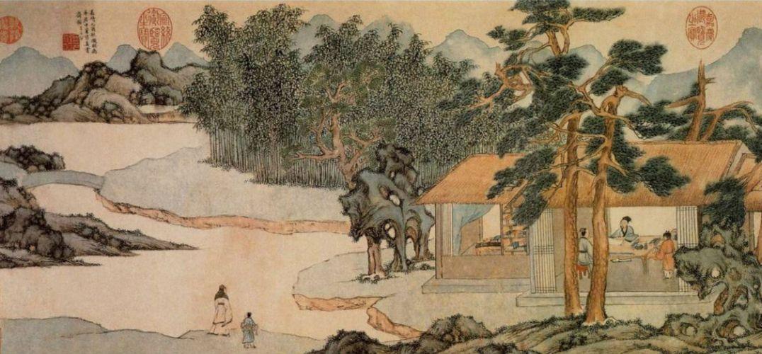明代是中国书画艺术史上的一个重要阶段,出现了一些以地区为中心的
