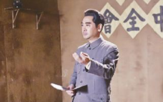 周恩来扮演者刘劲:我如何用细节塑造领袖人物