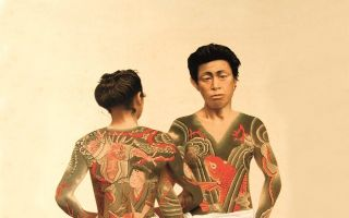 【译界】8月24日:纹身是有力的无言之声