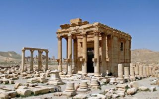 叙利亚最壮观遗址巴尔夏明神庙被ISIS炸毁