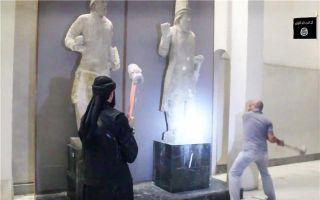 近期ISIS文物破坏事件盘点