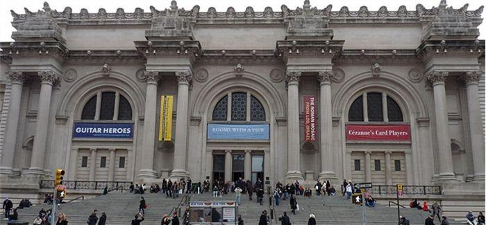 纽约大都会博物馆辞退34名员工