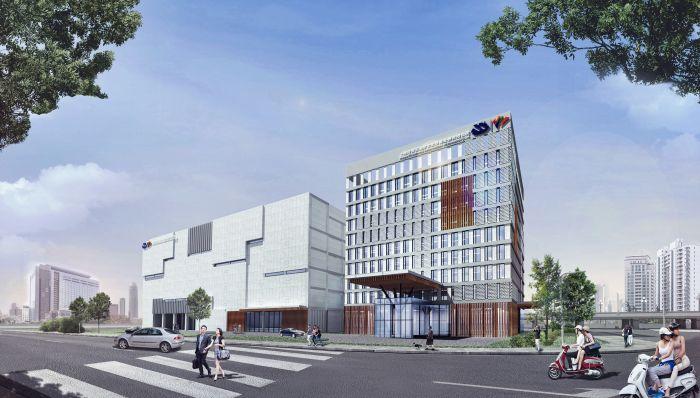 图注:上海国际艺术品保税服务中心 效果图 上海自贸区国际文化投资发展有限公司为上海自贸区国际艺术品交易中心运营方。交易中心二期项目——上海国际艺术品保税服务中心建筑面积约6.8万平方米,严格按照美国UL标准,NFPA标准建设,计划于2017年上半年建成,将是全球面积最大、设施最先进、服务最专业的艺术品综合保税服务中心。