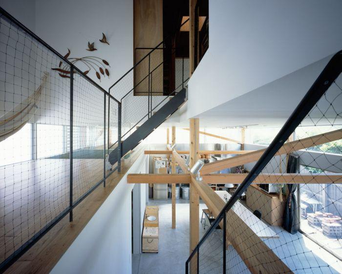 复式楼楼梯设计图 家居网