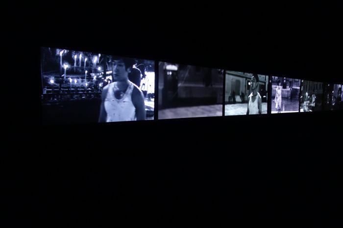 35毫米黑白电影胶片
