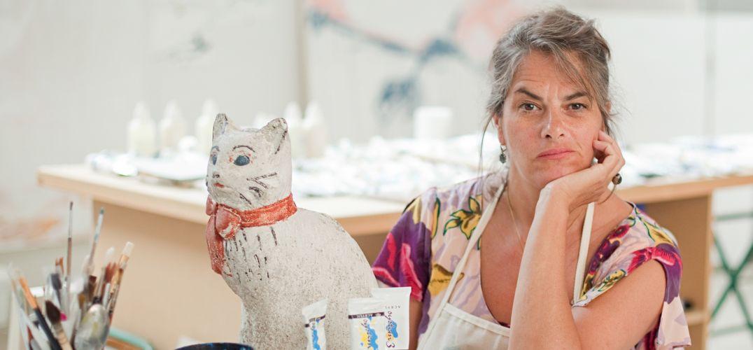 翠西·艾敏明年来香港 新作亮相大中华地区首个个展