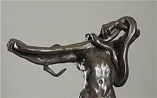 百年难得一睹真容!罗丹雕塑