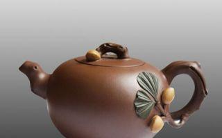 国玺拍卖拍品:蒋蓉紫砂壶
