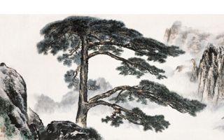 这些年 钓鱼台国宾馆珍藏的十幅国画