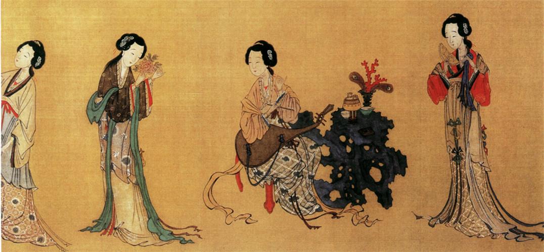 """近期,南京博物院开幕的大陆地区首次以中国古代女性文物为主题的展览""""温·婉——中国古代女性文物大展""""如犹抱琵琶的绝世佳人千呼万唤始出来。细腻的、秀雅的、活泼的、可爱的画作和物件成了那些历史长河中的佳人们曾经生活的证据,为当今观众打开一扇窗口,得以窥见中国古代女性的群像。让我们跟随本次大展策展人南京博物院古代艺术研究所曹清女士一同来感受这份独属于中国古代女性的活色生香。 """"侬好伐""""一开口,曹清带着江南女子的隽雅灵秀,笑意盈盈"""