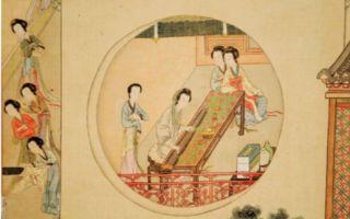 展览中的中国古代女性群像:娉袅温婉 活色生香
