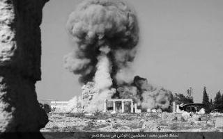 多处伊拉克叙利亚濒危世遗被IS损毁