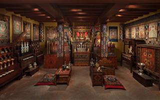 """为营造浸入式""""藏传佛教神龛"""" 鲁宾博物馆发起众筹"""