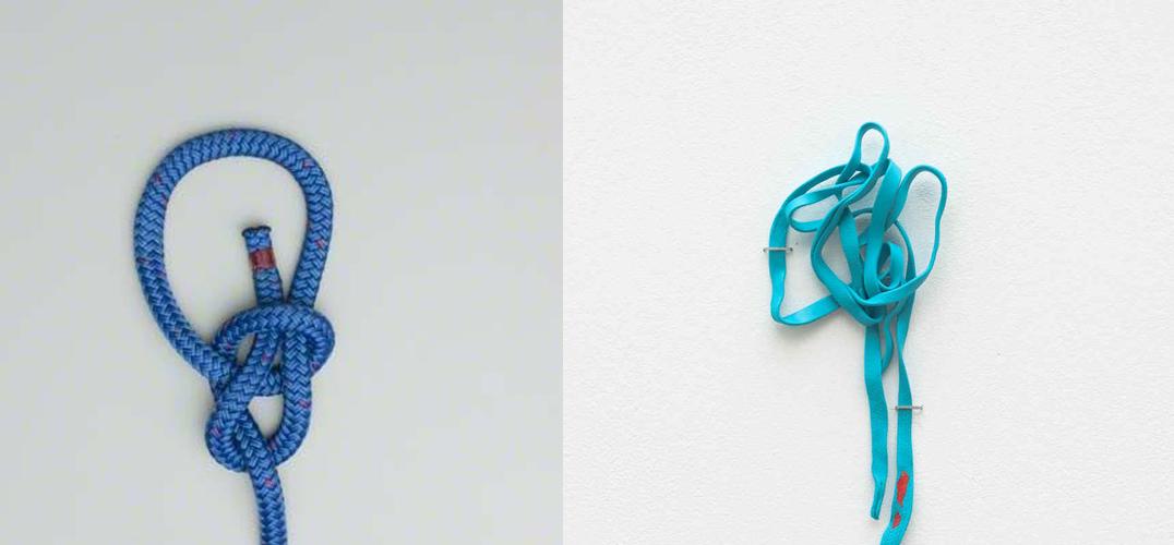 "【Art or Not】邀请你来猜:两组""绳结""哪个才是真正的艺术?"