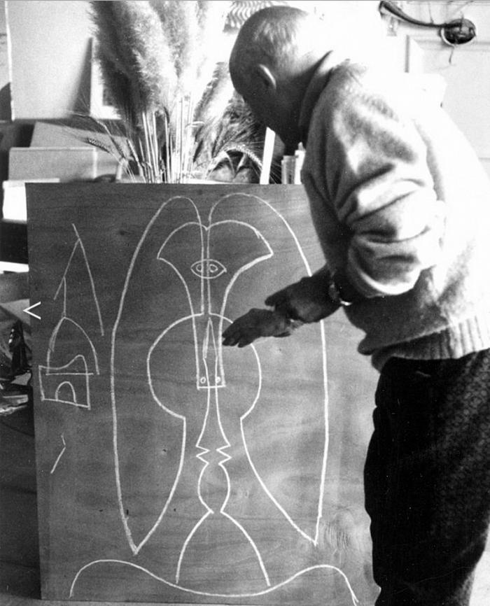 """""""芝加哥的毕加索""""是毕加索在1960年代所设计的"""