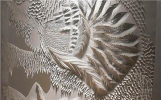 ICU护士做的纸雕 你从中看出生命 死亡和疾病了吗
