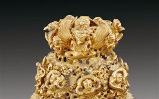 蒙古精品文物亮相良渚博物院